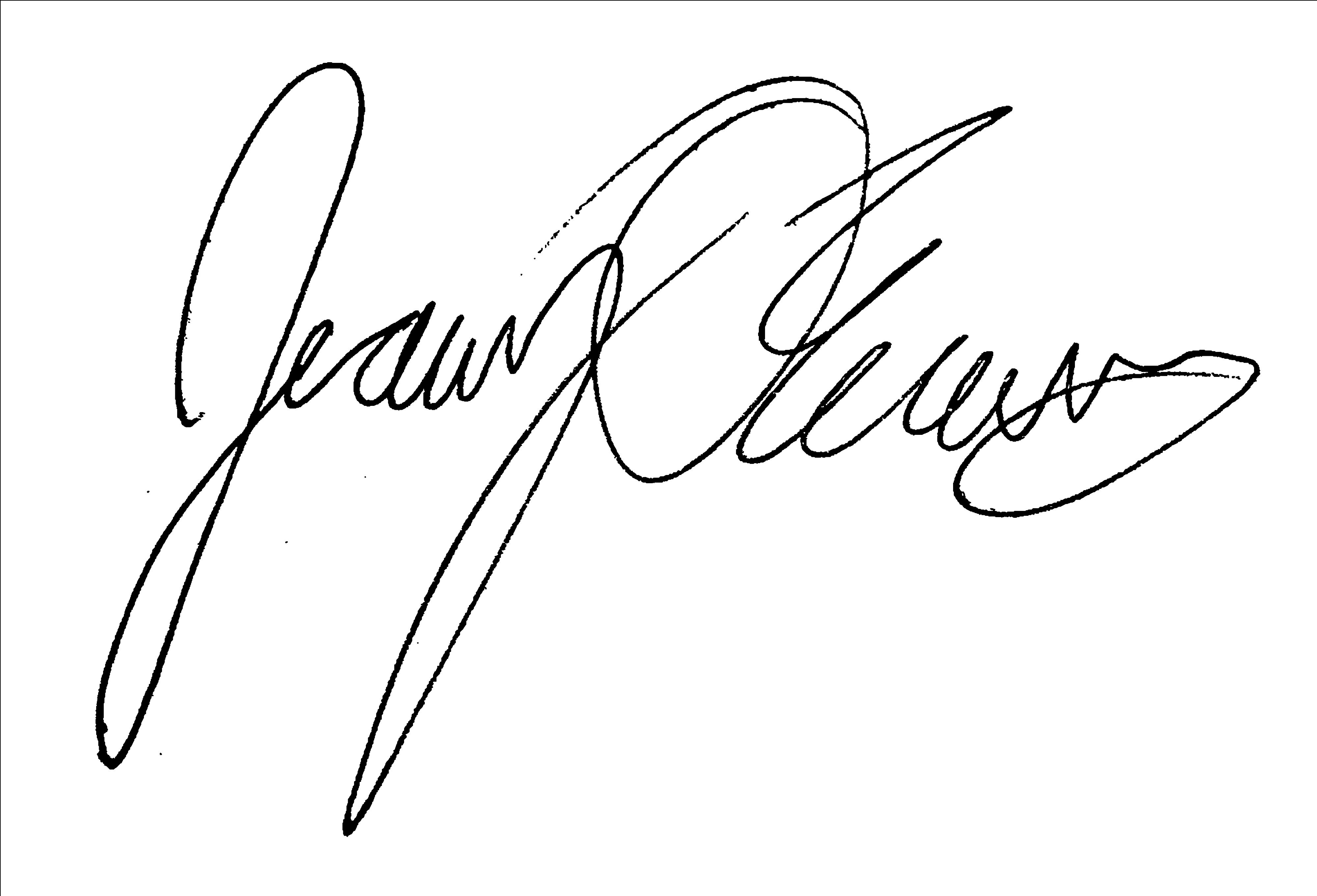 JDE's Signature